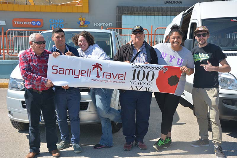 ANZAC Tours Turkey