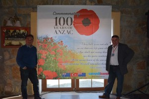 Gallipoli Tours Turkey 2016