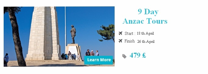 9 day anzac