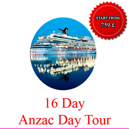 anzac day tours turkey 2019